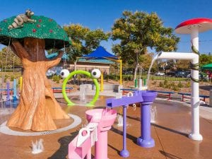 Margarita Park - Splash Pad