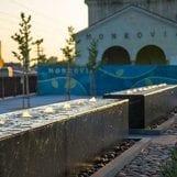 waterfeature Monrovia