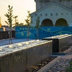 Monrovia Station Square