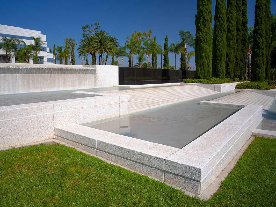 Cathedral Memorial Gardens California Waters