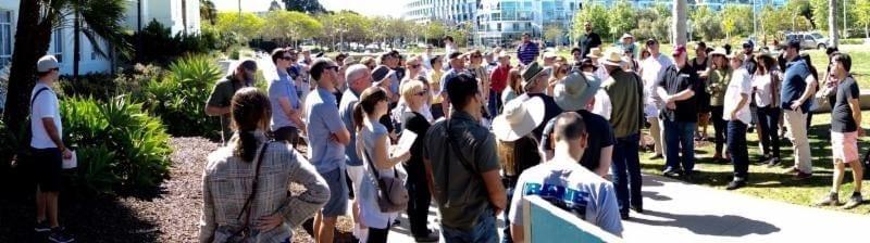 Touring Tongva Park, Santa Monica - Photo 1