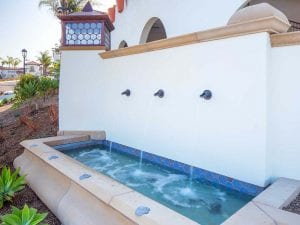 Outlets at San Clemente Water Feature 2
