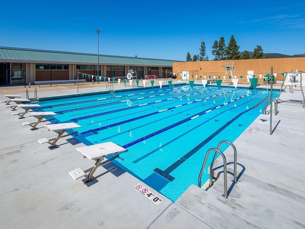 Grossmont Pool - View 1