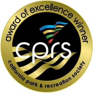 CPRS Award of Excellence Logo