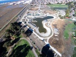San Lorenzo Community Park: Pond