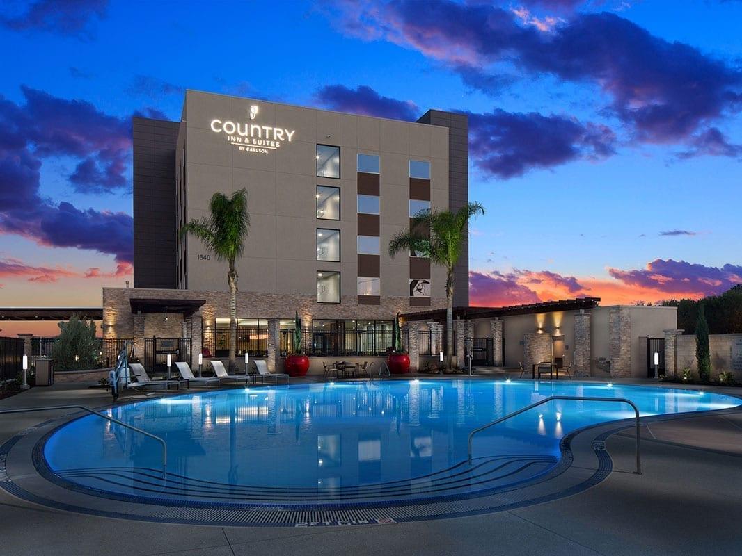 Country Inn & Suites: Anaheim CA