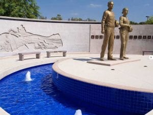 Fallen, Not Forgotten: Memorial Ceremony and Candlelight Vigil for OC's Fallen Officers