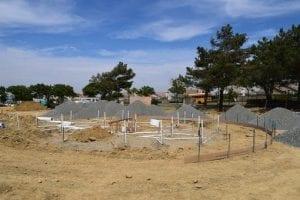 Splash Pad Construction - View 7