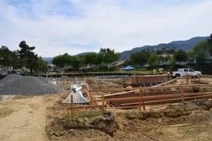 Splash Pad Construction - View 5