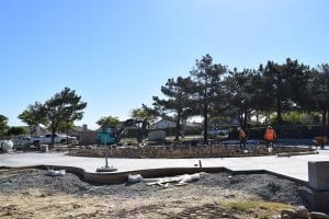Splash Pad Construction - View 3