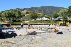 Splash Pad Construction - View 5