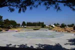Splash Pad Construction - View 10
