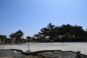 Splash Pad Construction - View 4