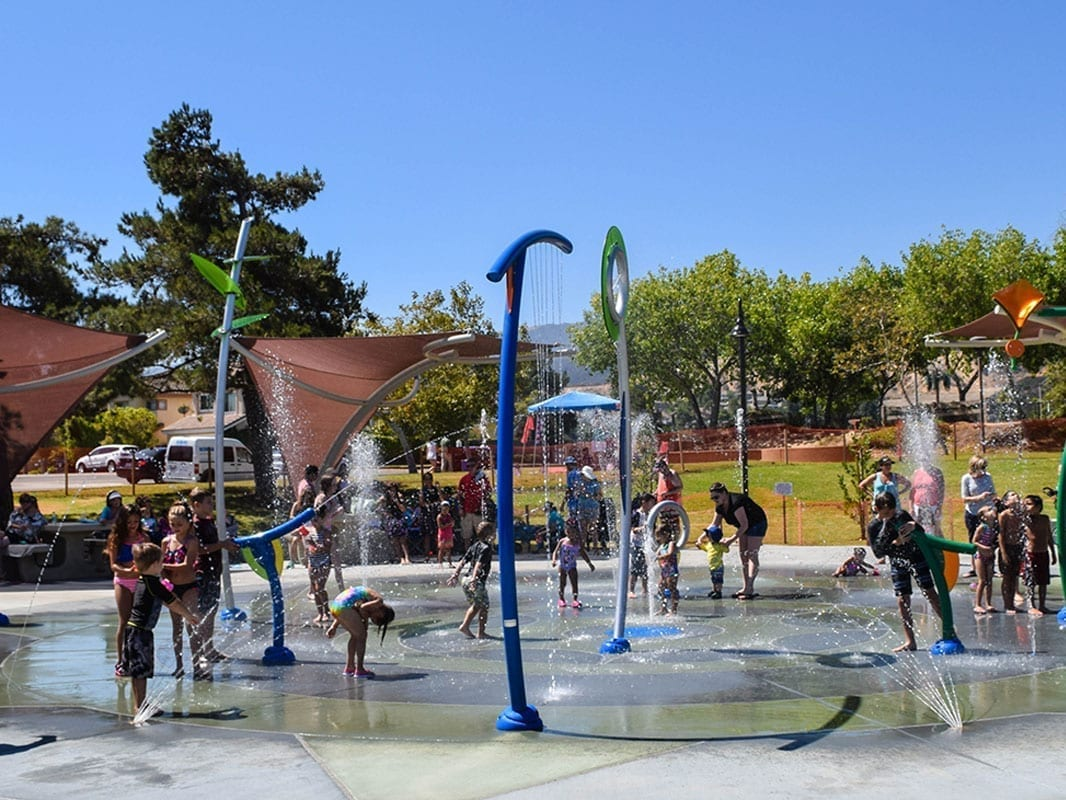 Ridgeline Park Splash Pad