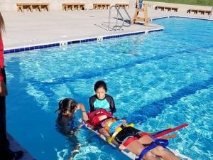 Gonzales Community Pool