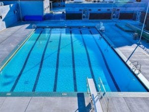 Columbia Middle School Pool - View 3