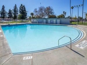 Riverside California community pool