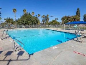 Arlington community pool Riverside California