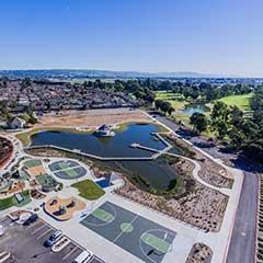 San Lorenzo Pond