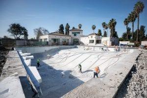 Whittier's Palm Park pool