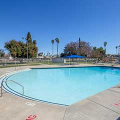 Riverside California Community Pool