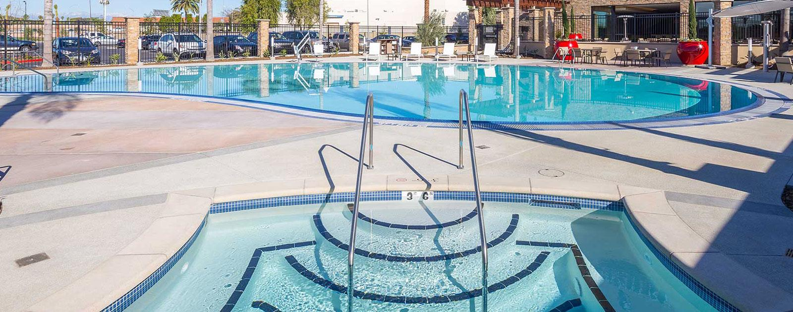 Country Inn Pool & Spa Project