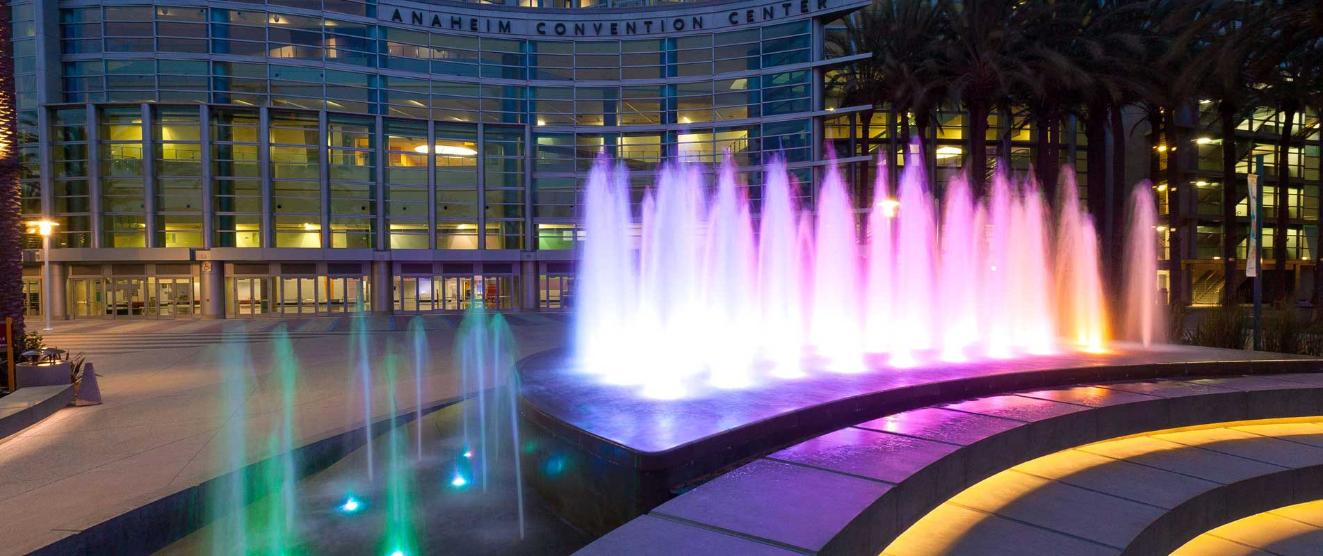 Featured Case Study Anaheim Convention Center
