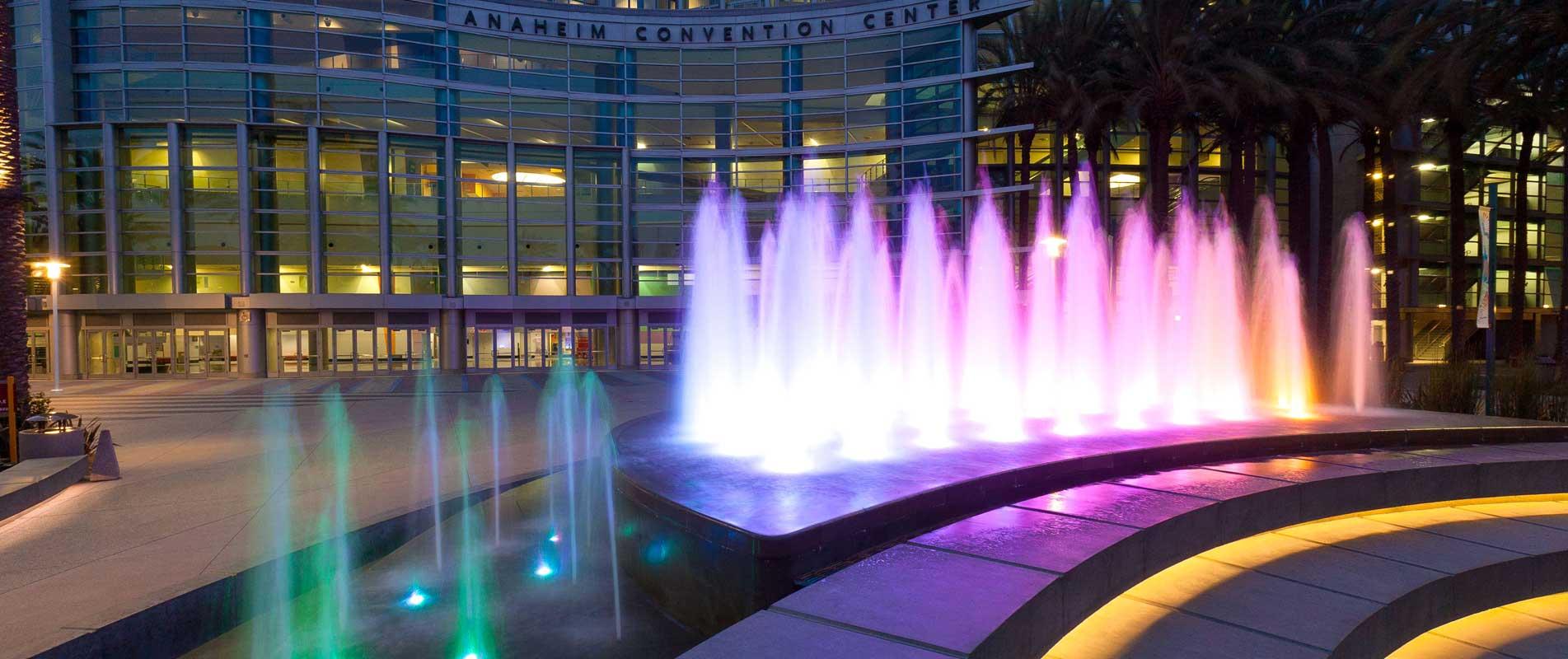 Featured Case Study Anaheim Convention Center